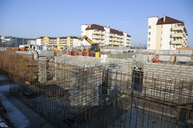 Ostrołęka – Budowa Budynku Wielorodzinnego OTBS Ostrołęka