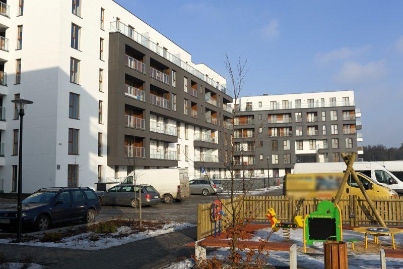 Ostrołęka – Villa Piano II Budynki mieszkalne z garażem podziemnym