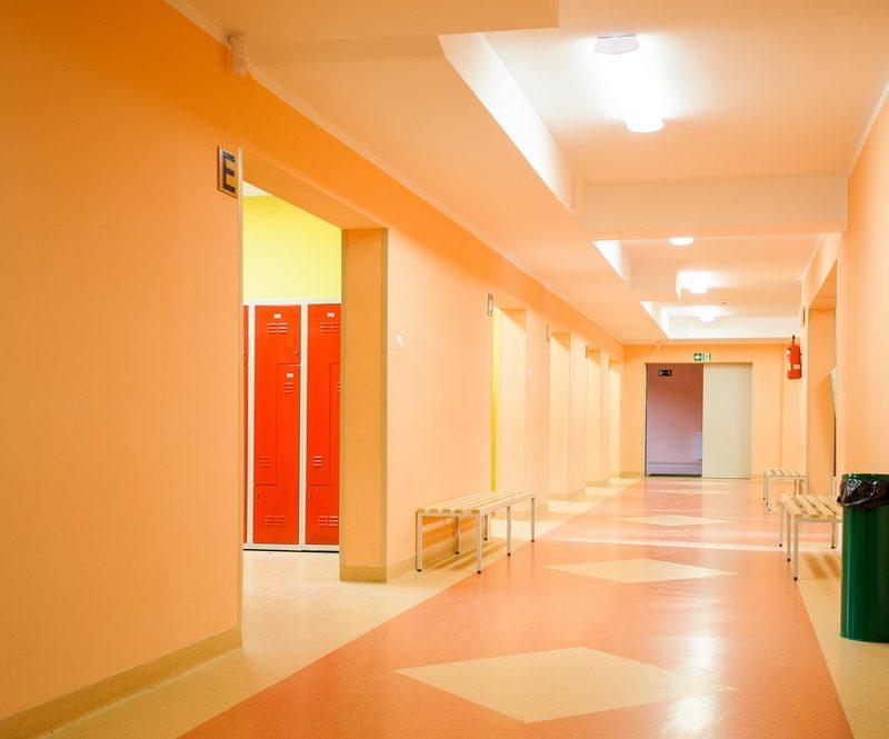Warszawa – Mokotów, Rozbudowa modernizacyjna Szkoły Podstawowej nr 307