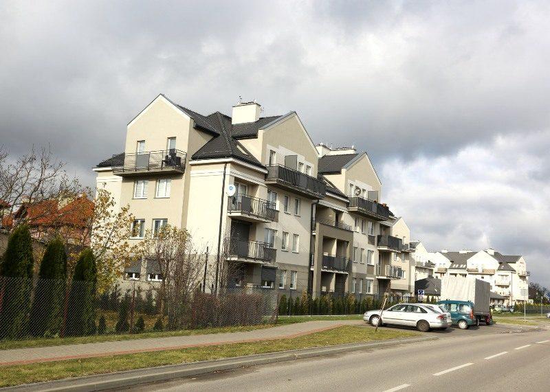 Przasnysz – Osiedle mieszkaniowe Tęczowa IV