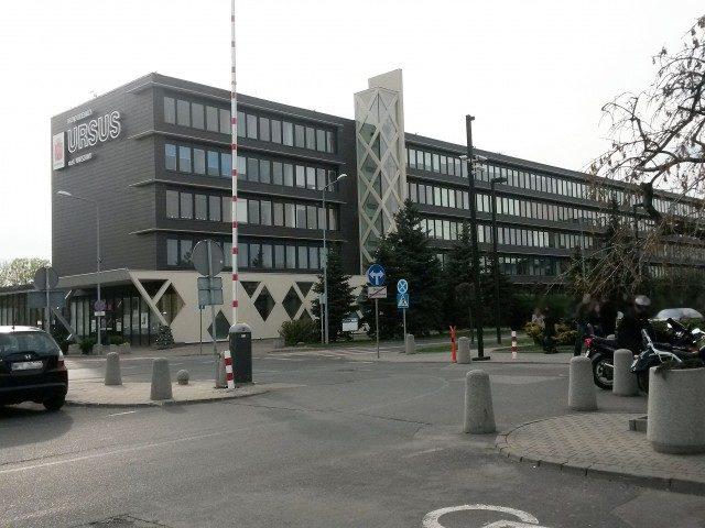 Warszawa – Ursus, Urząd Dzielnicy, Rozbudowa kubaturowa z kompleksową modernizacją