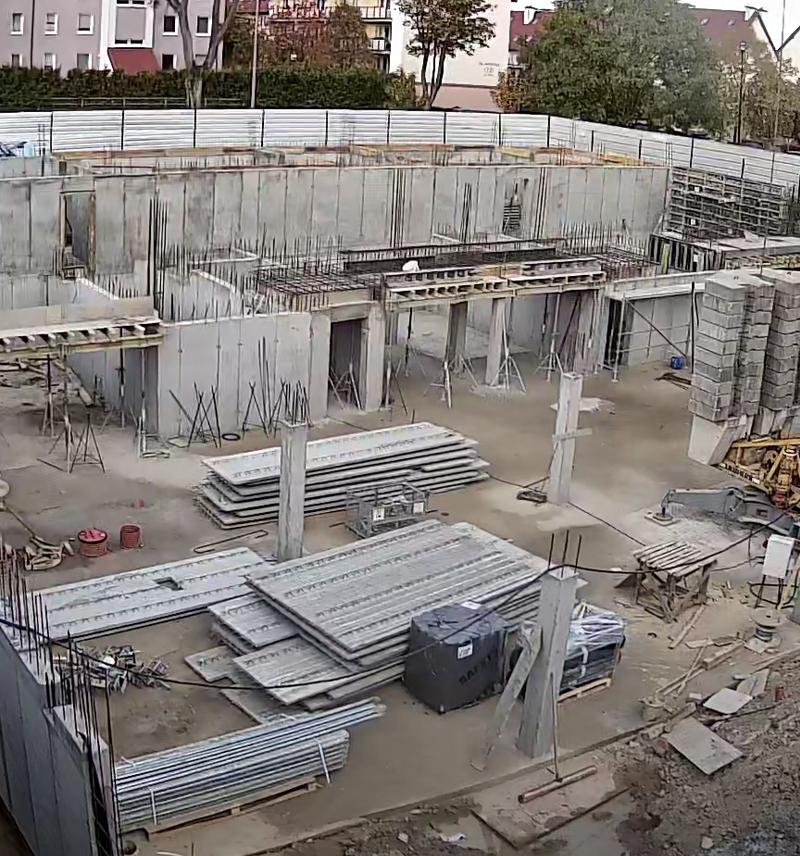 Wykonanie w ramach generalnego wykonawstwa budynku mieszkalnego przy  ul. Flisa 6 (nr budowlany:1) w Olsztynie